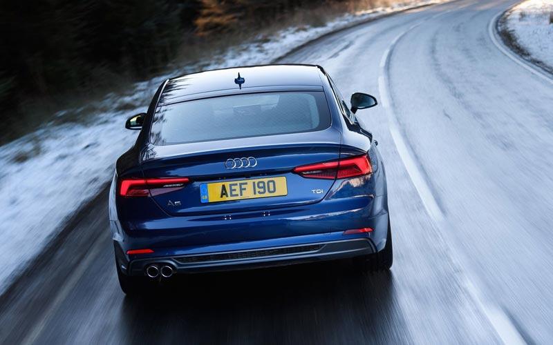 Фото Audi A5 Sportback