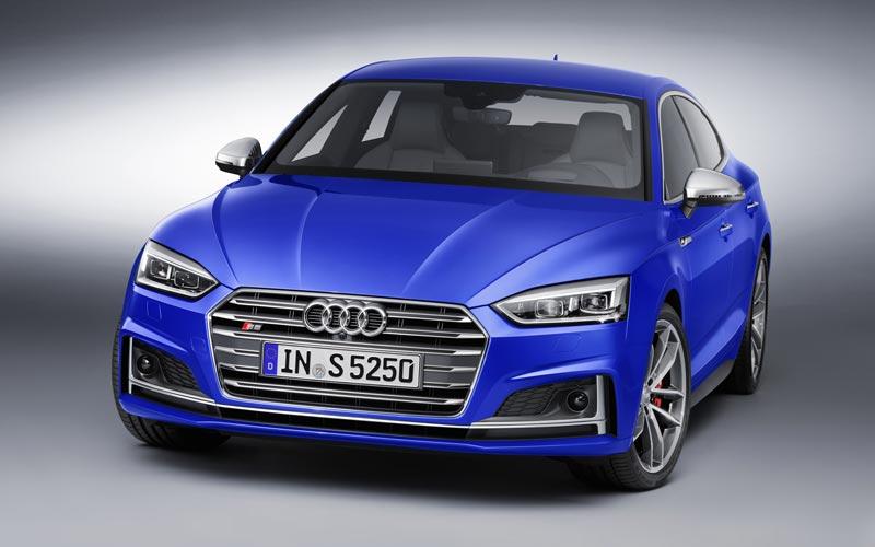 Фото Audi S5 Sportback