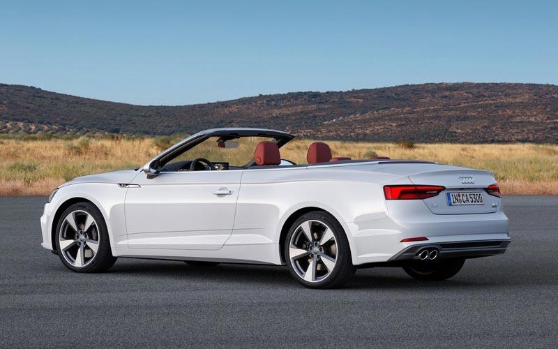 Фото Audi A5 Cabrio