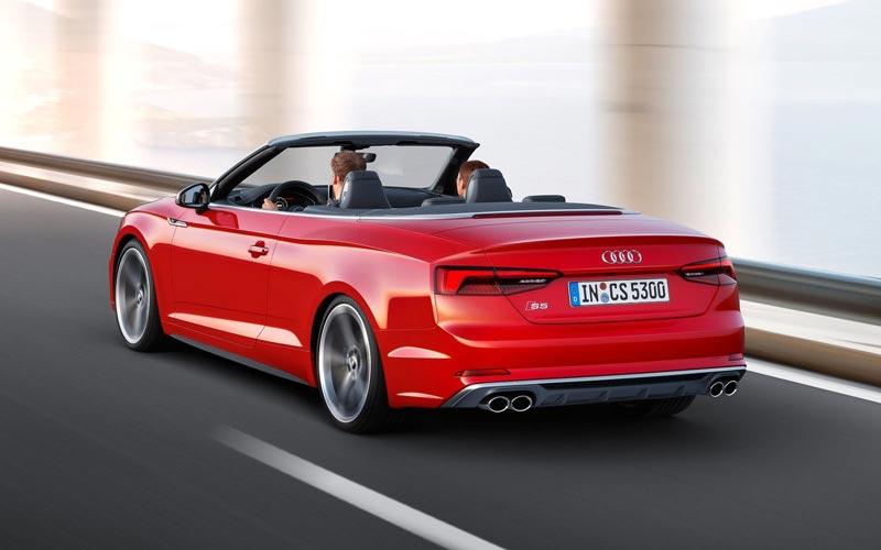 Фото Audi S5 Cabrio