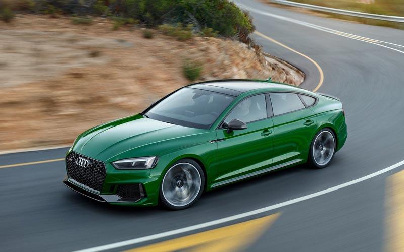 Фото Audi RS5 Sportback