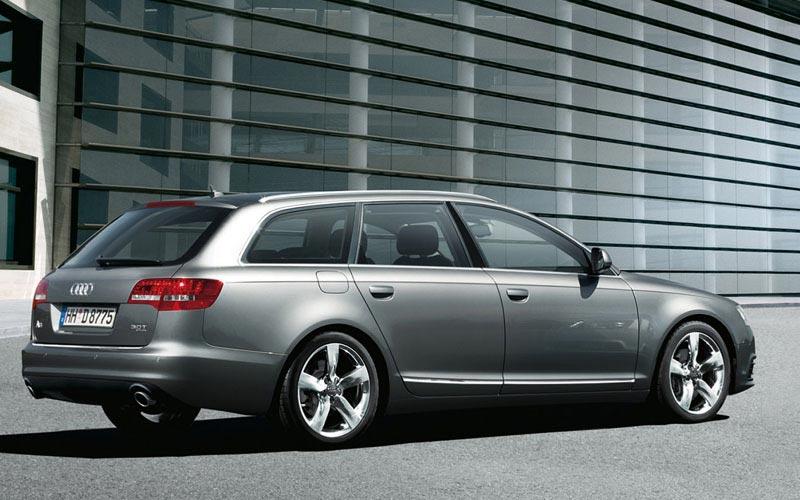 Фото Audi A6 Avant  (2008-2011)