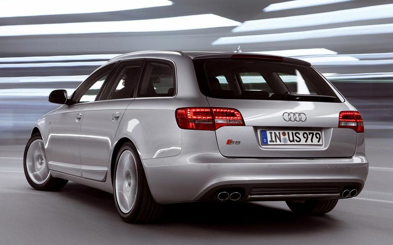 Фото Audi S6 Avant  (2008-2010)
