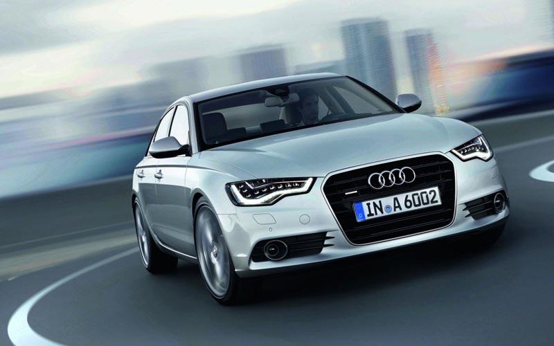 Фото Audi A6  (2011-2014)