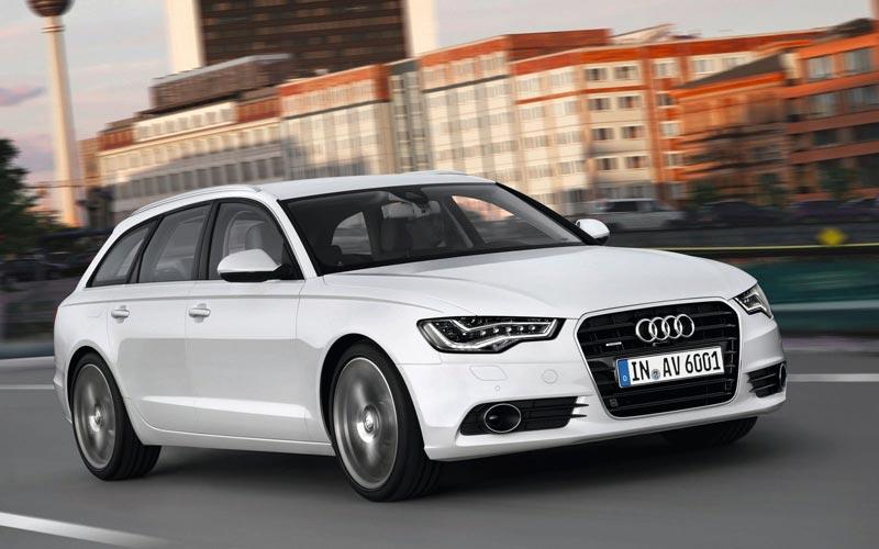 Фото Audi A6 Avant  (2011-2014)