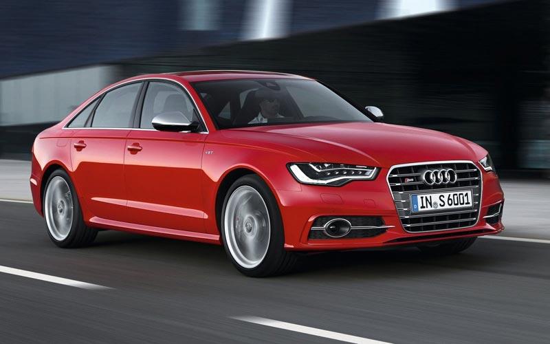 Фото Audi S6  (2012-2014)