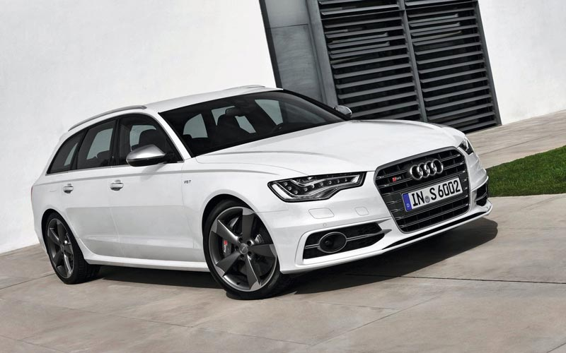 Фото Audi S6 Avant  (2012-2014)