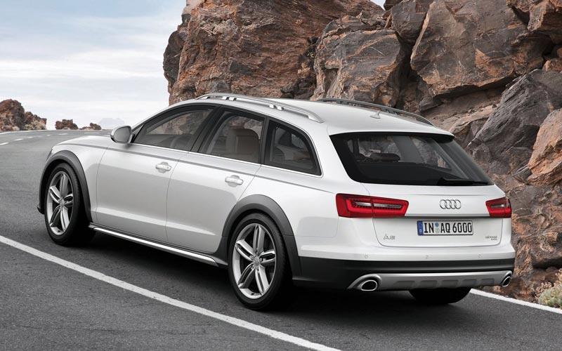 Фото Audi A6 allroad  (2012-2014)