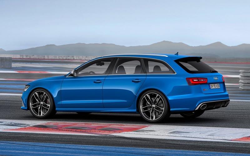 Фото Audi RS6 Avant  (2013-2014)