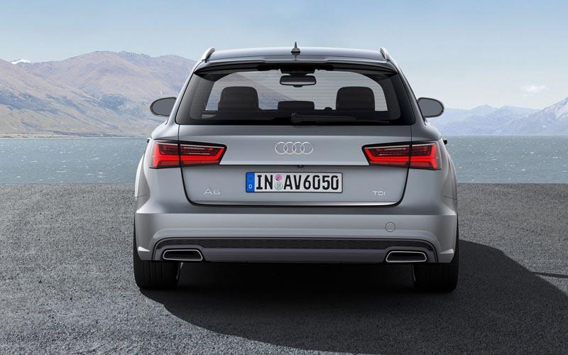 Фото Audi A6 Avant