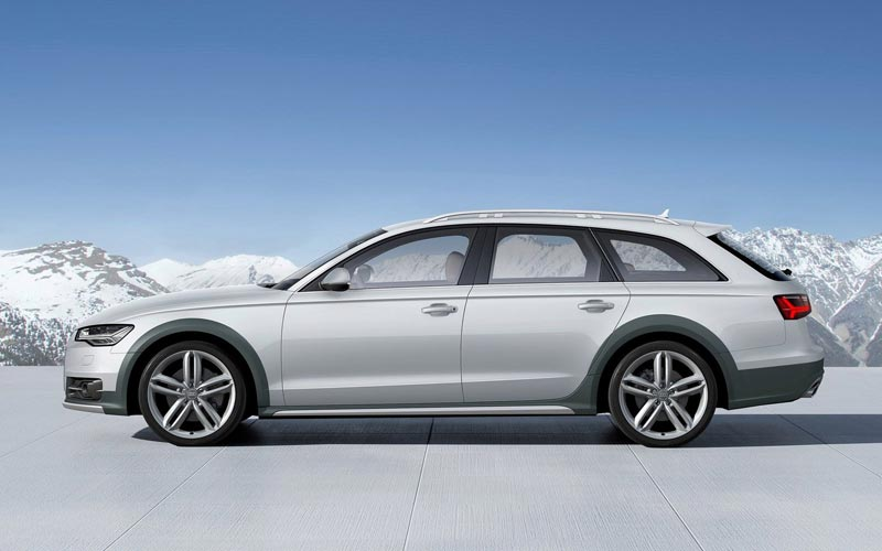 Фото Audi A6 allroad