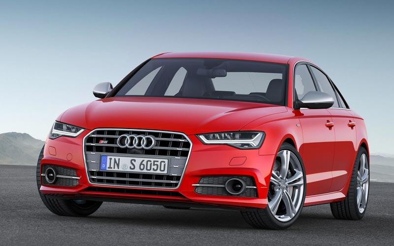 Фото Audi S6