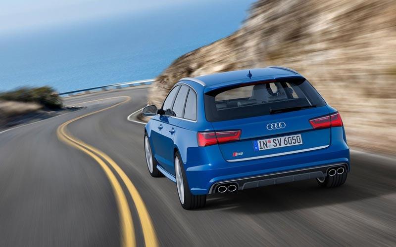 Фото Audi S6 Avant