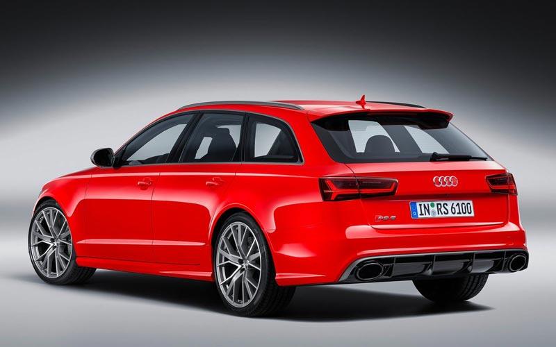 Фото Audi RS6 Avant perfomance
