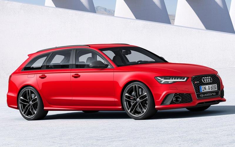 Фото Audi RS6 Avant