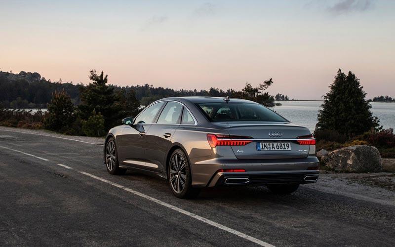 Фото Audi A6 2018