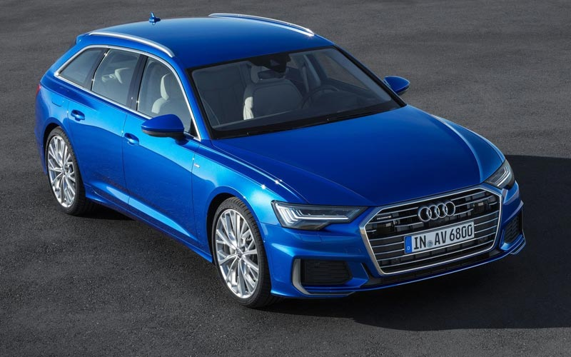 Фото Audi A6 Avant 2018