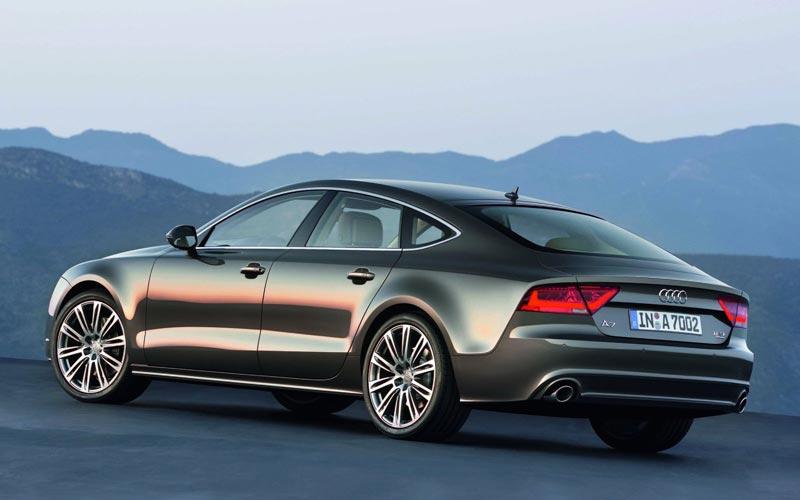 Фото Audi A7  (2010-2014)