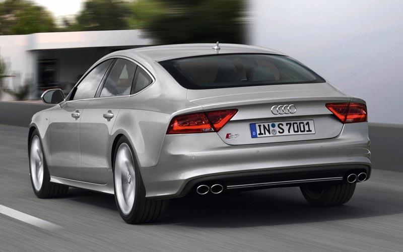 Фото Audi S7  (2012-2014)