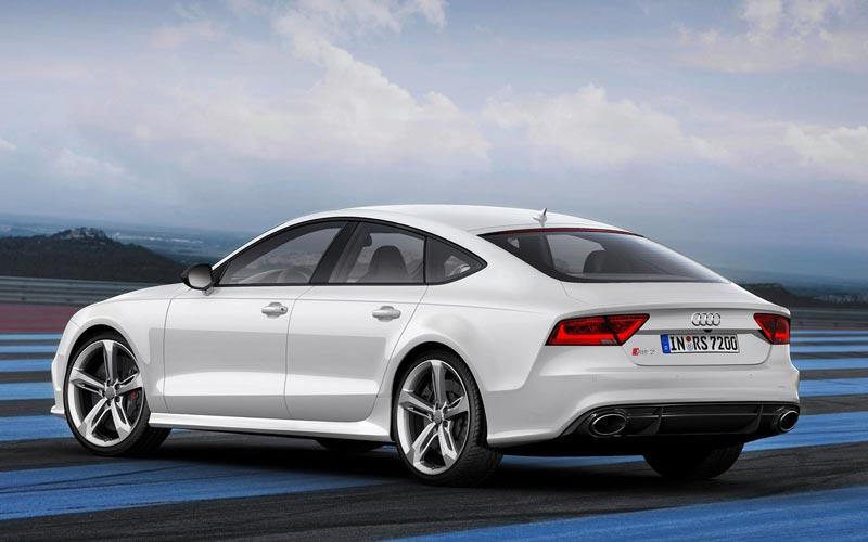 Фото Audi RS7  (2013-2014)
