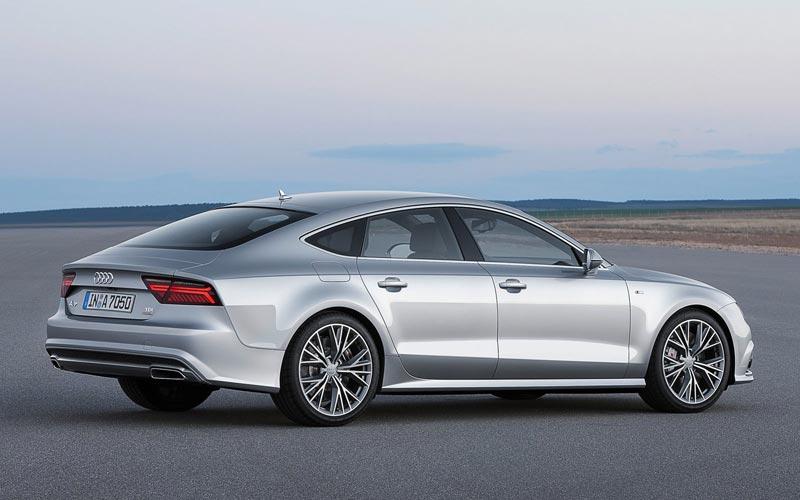 Фото Audi A7  (2014-2017)