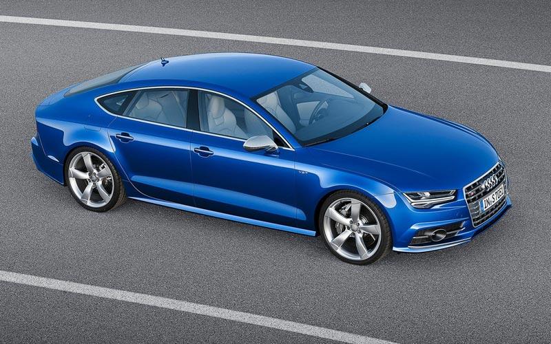 Фото Audi S7  (2014-2017)