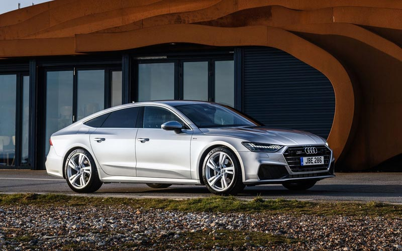 Фото Audi A7