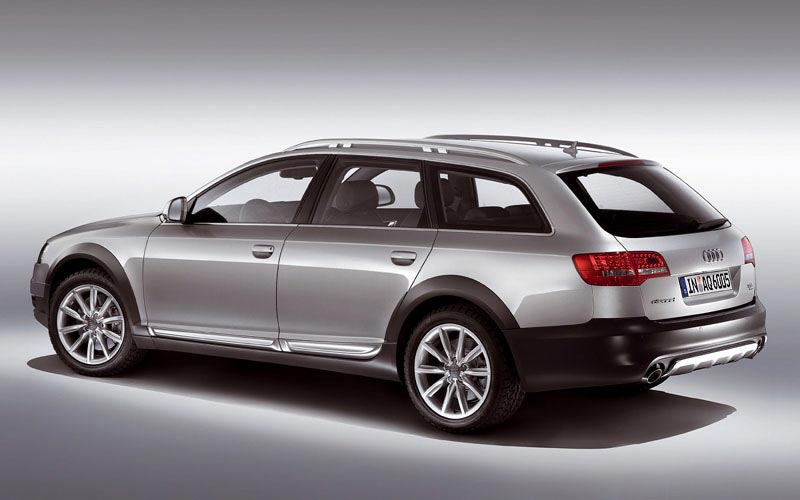 Фото Audi Allroad Quattro