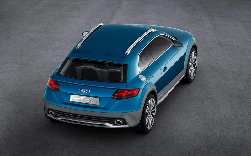 Фото Audi Allroad Shooting Brake Concept