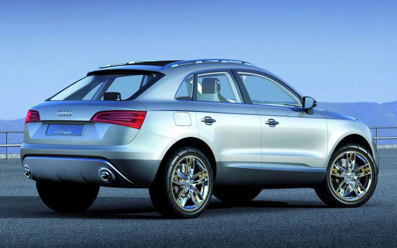 Фото Audi Cross Coupe Quattro