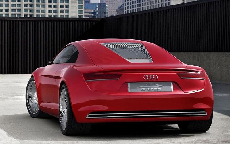 Фото Audi E-tron  (2009)