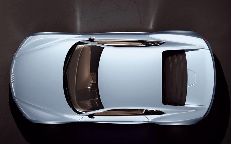 Фото Audi E-tron Concept