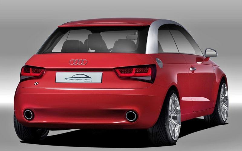 Фото Audi Metroproject quattro