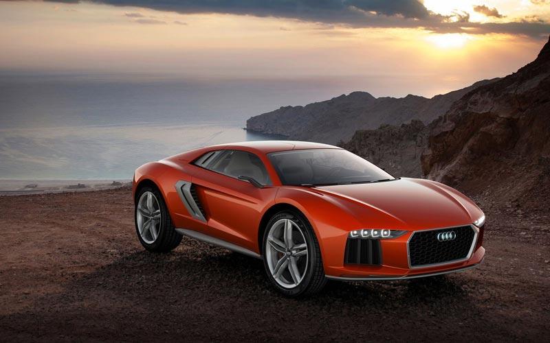 Фото Audi Nanuk quattro Concept