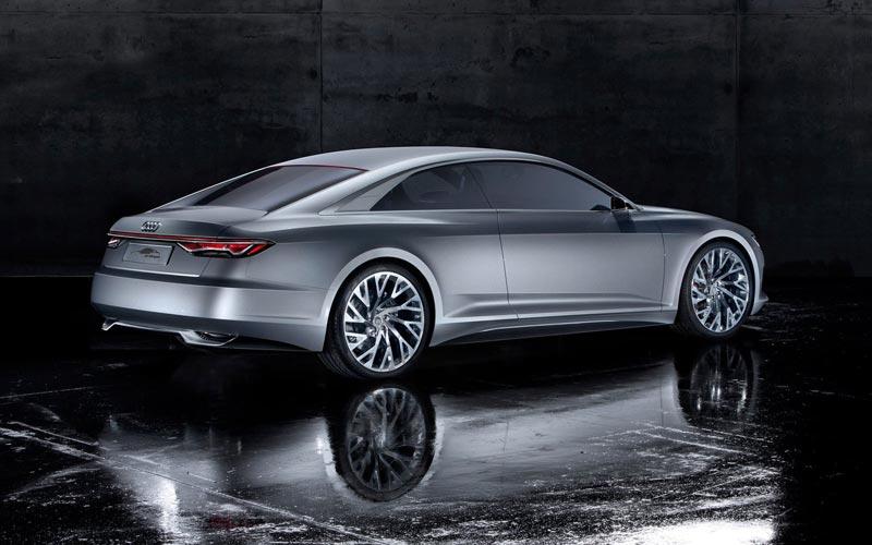 Фото Audi Prologue Concept