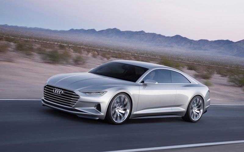 Фото Audi Prologue Concept