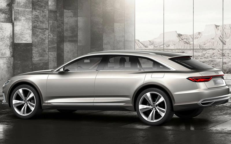 Фото Audi Prologue Allroad