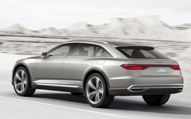 Фото Audi Prologue Allroad