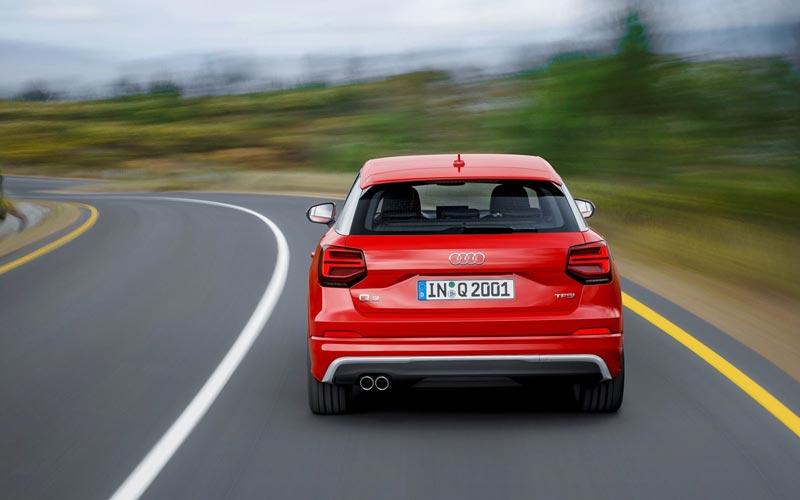 Фото Audi Q2