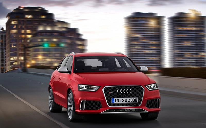 Фото Audi RS Q3  (2013-2014)