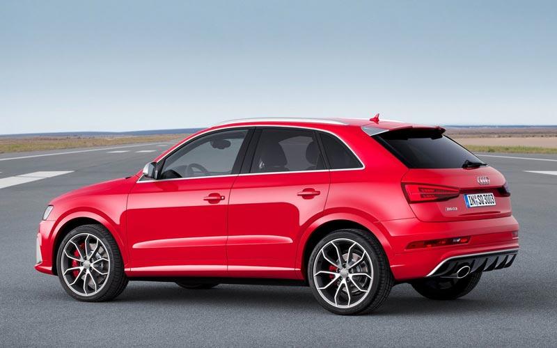 Фото Audi RS Q3