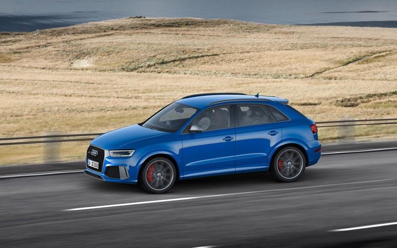 Фото Audi RS Q3 perfomance