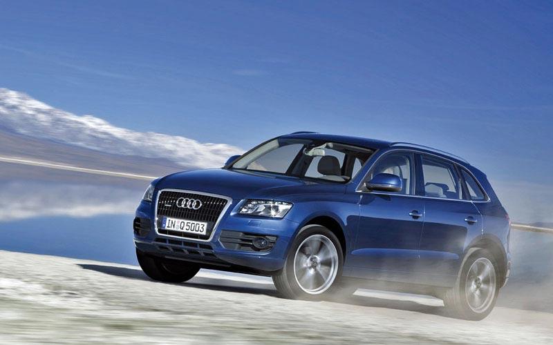 Фото Audi Q5  (2008-2012)