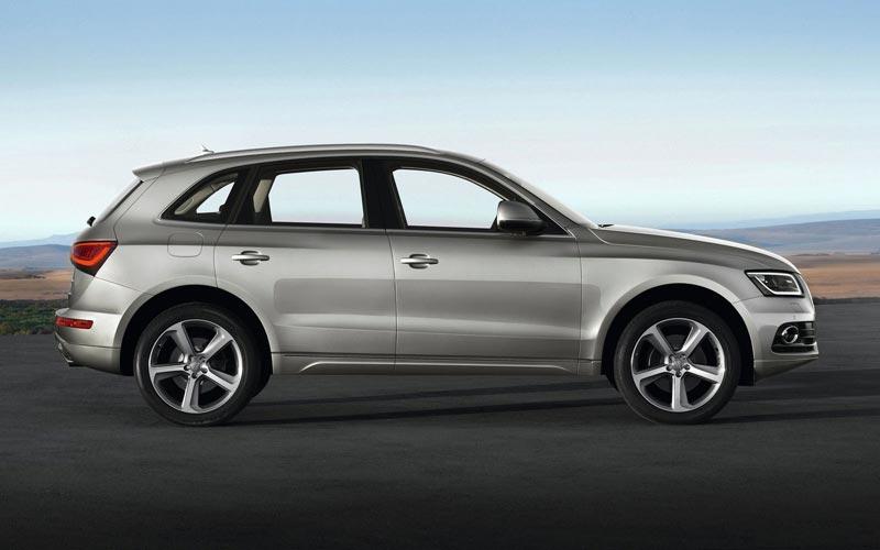 Фото Audi Q5  (2012-2016)