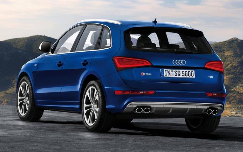 Фото Audi SQ5  (2012-2016)