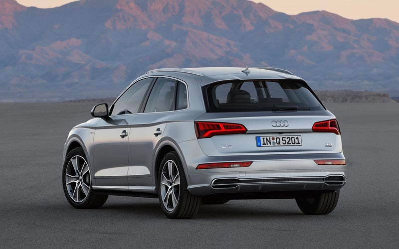 Фото Audi Q5