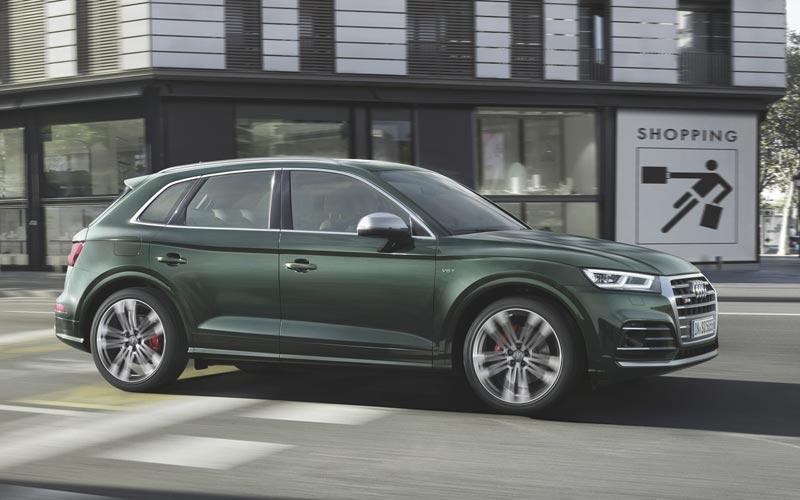 Фото Audi SQ5