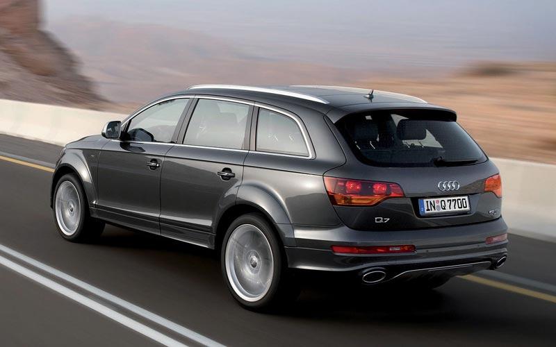 Фото Audi Q7 V12 TDI  (2008-2014)