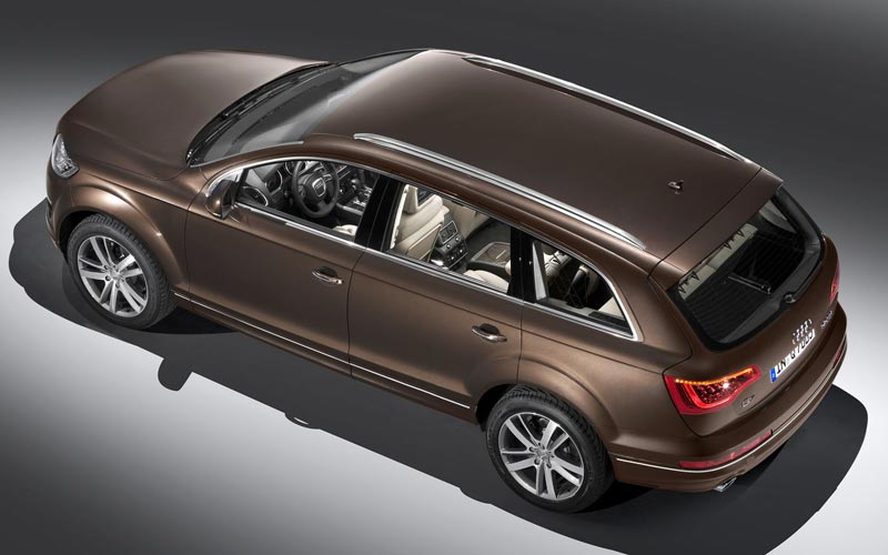 Фото Audi Q7  (2009-2015)