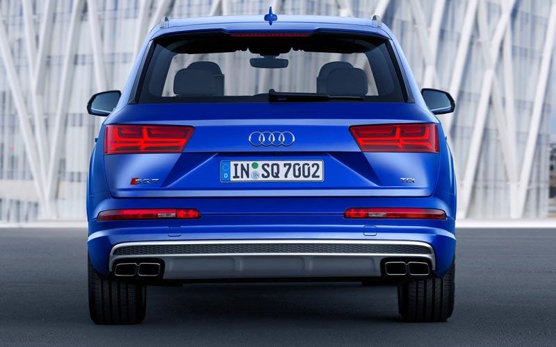Фото Audi SQ7